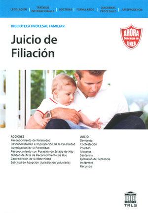 JUICIO DE FILIACIÓN (CD)