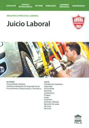 JUICIO LABORAL. (CD)