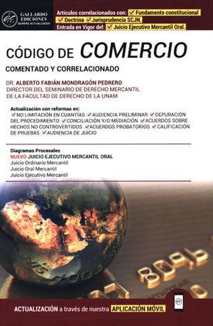 CODIGO DE COMERCIO COMENTADO Y CORRELACIONADO