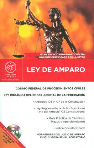 LEY DE AMPARO 2018
