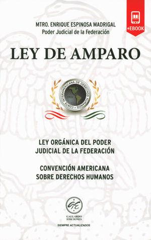 LEY DE AMPARO 2018 (+ EBOOK)
