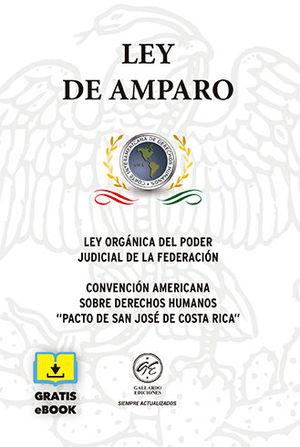 LEY DE AMPARO 2019. GRATIS EBOOK