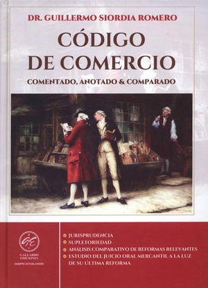 CÓDIGO DE COMERCIO 2019