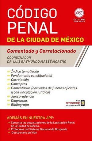 CODIGO PENAL DE LA CIUDAD DE MÉXICO (2020)