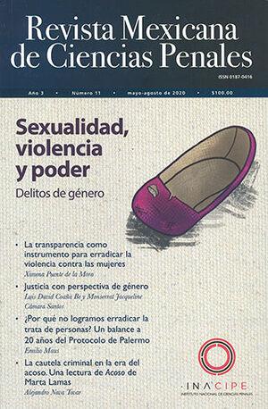 REVISTA MEXICANA DE CIENCIAS PENALES NÚM. 6 (OCTUBRE-DICIEMBRE 2018)