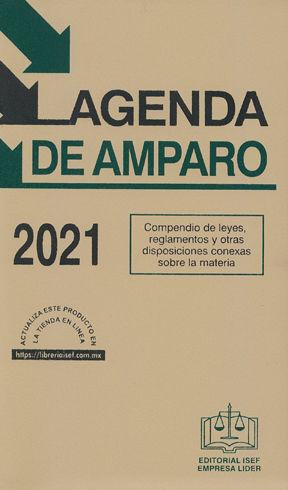 AGENDA DE AMPARO - 44.ª ED. 2021