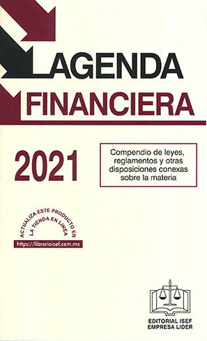 AGENDA FINANCIERA - 30ª ED. 2021