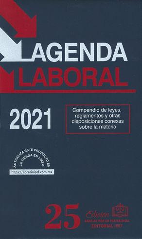 AGENDA LABORAL - 31.ª ED. 2021