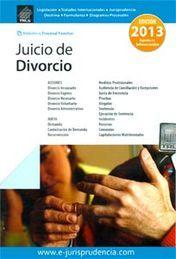 JUICIO DE DIVORCIO 2014
