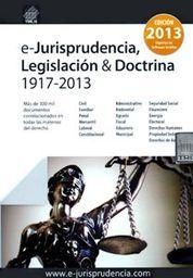 JURISPRUDENCIA LEGISLACION DOCTRINA 1917-2014
