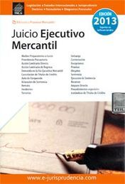 JUICIO EJECUTIVO MERCANTIL 2014