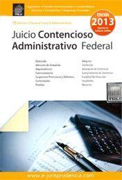 JUICIO CONTENCIOSO ADMINISTRATIVO FEDERAL 2014