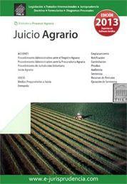 JUICIO AGRARIO 2014