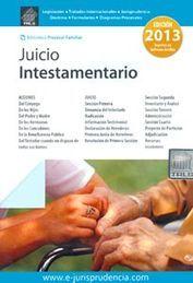 JUICIO INTESTAMENTARIO 2014