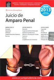 JUICIO DE AMPARO PENAL 2014