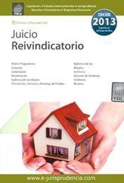 JUICIO REIVINDICATORIO 2014