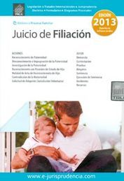 JUICIO DE FILIACION 2014