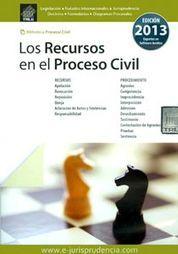 RECURSOS EN EL PROCESO CIVIL LOS 2014
