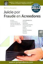 JUICIO POR FRAUDE EN ACREEDORES 2014