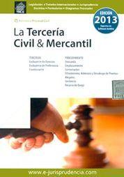TERCERIA CIVIL MERCANTIL, LA  2014