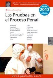 PRUEBAS EN EL PROCESO PENAL LAS 2014