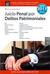 JUICIO PENAL POR DELITOS PATRIMONIALES 2014