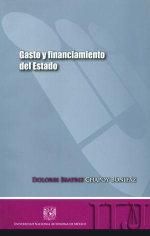 GASTO Y FINANCIAMIENTO DEL ESTADO