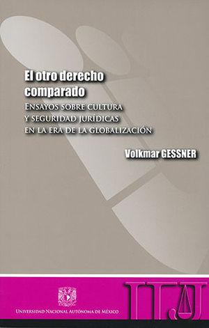 OTRO DERECHO COMPARADO, EL