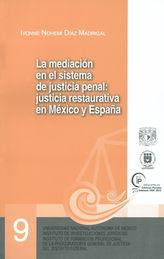 MEDIACIÓN EN EL SISTEMA DE JUSTICIA PENAL