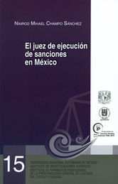 JUEZ DE EJECUCIÓN DE SANCIONES EN MÉXICO, EL
