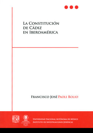 CONSTITUCIÓN DE CÁDIZ EN IBEROAMERICA, LA