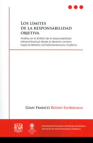 LÍMITES DE LA RESPONSABILIDAD OBJETIVA, LOS