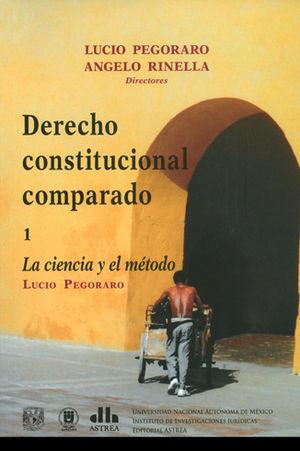 DERECHO CONSTITUCIONAL COMPARADO. TOMO 1