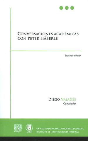 CONVERSACIONES ACADÉMICAS CON PETER HÄBERLE