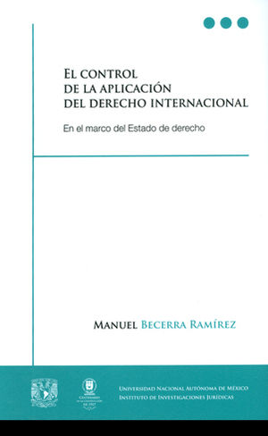 CONTROL DE LA APLICACIÓN DEL DERECHO INTERNACIONAL, EL