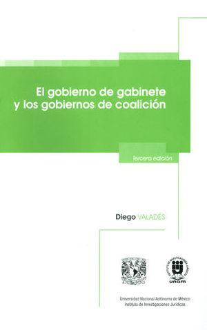 GOBIERNO DE GABINETE Y LOS GOBIERNOS DE COALICIÓN, EL