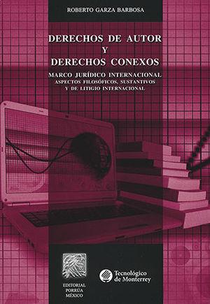 DERECHOS DE AUTOR Y DERECHOS CONEXOS - PRIMERA REIMPRESIÓN