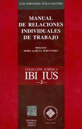 MANUAL DE RELACIONES INDIVIDUALES DE TRABAJO
