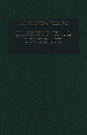 DERECHO CIVIL MEXICANO VI (NOVENA EDICIÓN)