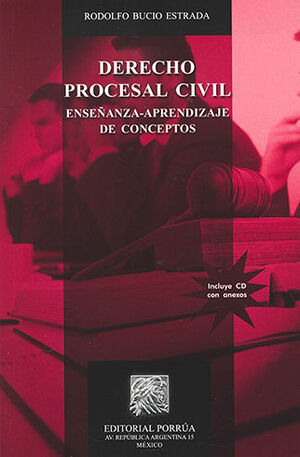 DERECHO PROCESAL CIVIL ENSEÑANZA APRENDIZAJE (CON CD) - 1ª ED. 2011