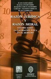 RAZON JURIDICA Y RAZON MORAL ESTUDIO SOBRE LA VALORACION