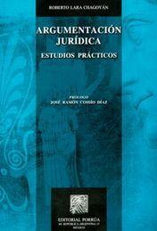 ARGUMENTACION JURIDICA ESTUDIOS PRACTICOS
