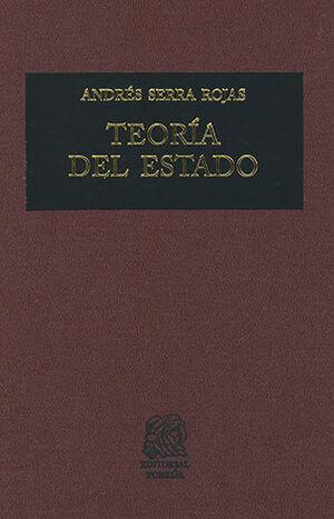 TEORÍA DEL ESTADO - 20.ª ED., 3.ª REIMP. 2021