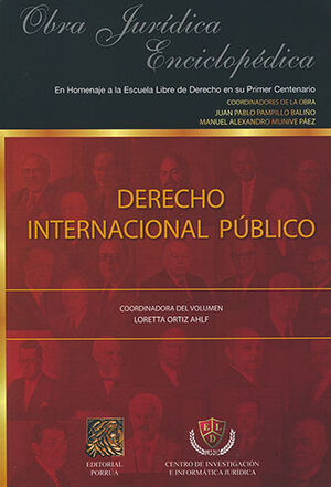 DERECHO INTERNACIONAL PÚBLICO - 1ª ED. 2012 1ª REIMP. 2014