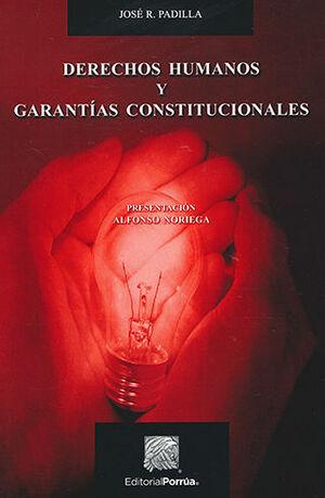 DERECHOS HUMANOS Y GARANTIAS CONSTITUCIONALES - 2.ª ED.