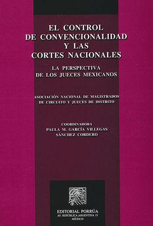 CONTROL DE CONVENCIONALIDAD Y LAS CORTES NACIONALES, EL