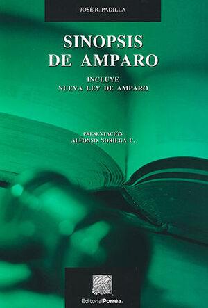 SINOPSIS DE AMPARO 4ª ED. 1ª REIMP.