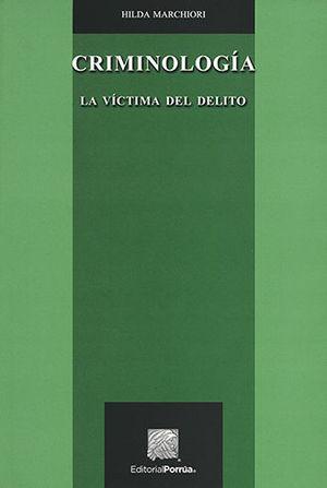 CRIMINOLOGIA (DÉCIMA EDICIÓN)