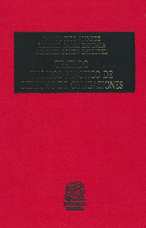 TRATADO TEÓRICO PRÁCTICO DE DERECHO DE OBLIGACIONES. 2ª ED., 5ª REIMP. 2020