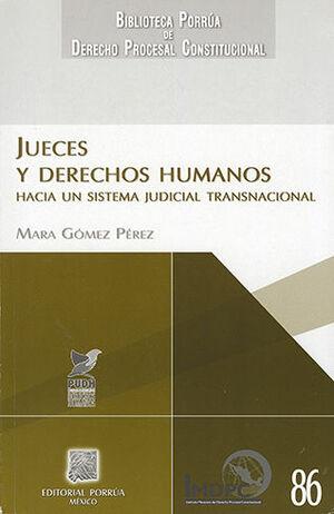 JUECES Y DERECHOS HUMANOS